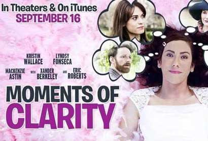 Moments of Clarity screening with Kristin Wallace